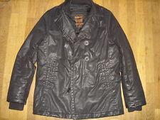 SCHOTT N.Y.C. Caban veste manteau taille L  100% coton huilé imperméable