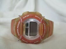Casio Baby-G Water Resistant Digital Sports Wristwatch WORKING!