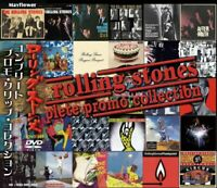 THE ROLLING STONES / COMPLETE PROMO COLLECTION 3DVD set 1960's-2000's promo