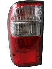Rear tail light lamp for Toyota Hilux Mk4 D4D lens new nearside left Red/Clear