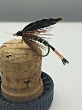 Fly Fishing PRIME COLLECTION Grouse & Green Wet fly pack Size 10/12 pack of 8