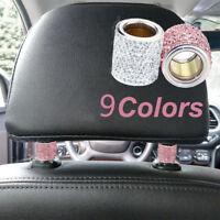For Auto Diamond Car Interior Decor Accessory Car Charms For Headrest Collars UK