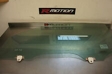 Honda Civic EK EK4 OEM LEFT door window glass NSF