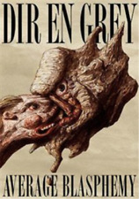 Dir En Grey: Average Blasphemy DVD NEW