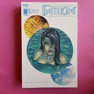 MICHAEL TURNERS FATHOM COLLECTED EDITIONS VOLUMES 1, 2 & 3 TOP COW COMIC GRAPHIC