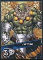 2015 Marvel 3-D Trading Card #14 Maestro