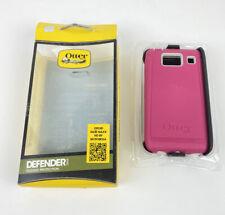 Otterbox Defender Series Pink Phone Case for Motorola Droid RAZR MAXX HD W Clip