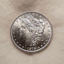 1878 7/8 TF Morgan Silver Dollar - VAM-33A - Pretty Uncirculated Coin