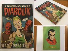 97) Diabolik N 21 Astorina anno III 10/09/1964 Il rapimento di Eva Sodip