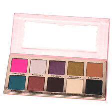Beauty Killer Eyeshadow Palette Matte Shimmer Glitter 10 Colors Cosmetics Frost