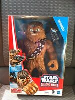 Star Wars Galactic Heroes Mega Mighties Chewbacca Figure Toy