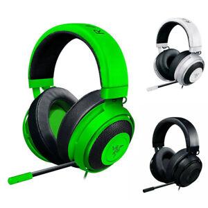 Razer Kraken Pro V2 Analog Gaming Headset Stereo Headphone For PC Xbox One PS4