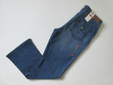 NWT Levi's Bold Curve ID in Historic Blue Classic Bootcut Stretch Jeans 16 x 32