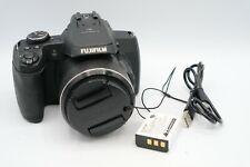 Fuji Fujifilm FinePix S1 16.4MP FX-S1 Digital Camera-Black