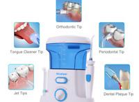 Water Jet pick Dental Teeth Flosser Hydro Floss Set Oral Irrigator Tooth Cleaner