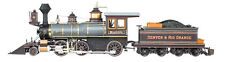 BACHMANN G SPECTRUM  D&RG - RATON  2-6-0 & TENDER 81488 DCC & SOUND READY NEW