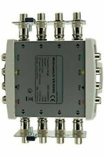 Vision Cascadable Multiswitch V4-812G 4X8 4 in 8 out cascade