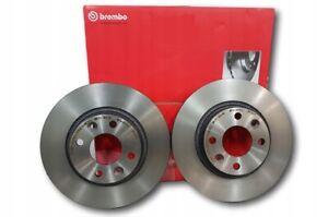 ASTON MARTIN V8 Vantage and DB9 Front & Rear brake rotors set BREMBO OEM