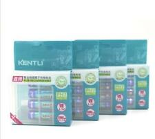 16pcs kentli 1.5v aaa 1100mWh lithium Li-polymer rechargeable battery batteries
