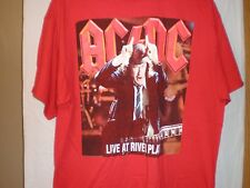 AC/DC T SHIRT Live At River Plate XXLARGE