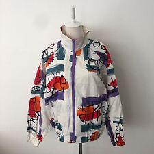 ADIDAS Retro VINTAGE Sports Jacket Running Coat Tracksuit UNISEX