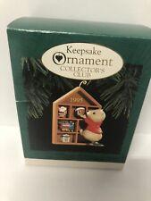 "1995 Hallmark Keepsake Ornament ""Collecting Memories"" Collector's Club"