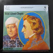 Earl Wild - Wild About Chopin LP New Sealed PMC-7131 1979 USA Vinyl Record
