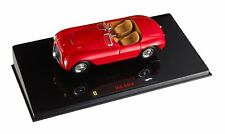 HOTWHEELS ELITE 1/43 FERRARI 166 MM ROUGE!!!!!!!!!!!!!!!!!!!