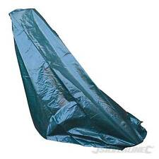 WATERPROOF GREEN GARDEN LAWN MOWER RAIN COVER 1000 X 970 X 500MM - UK WARRANTY