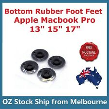 "Macbook Pro A1278,1286,1297 13""/15""/17"" Bottom Case Rubber Foot Feet Replacement"