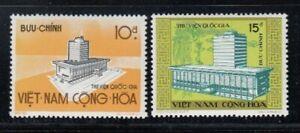 SOUTH VIETNAM National Library MNH set