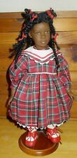 "1990's Heidi Ott 12"" Simone Doll from M Series Little Ones Excellent ~ No box."