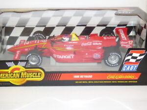 ERTL 1998 Reynard C.A.R.T Indy car Jimmy Vasser