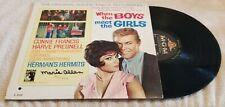 """When The Boys Meet The Girls"" Original Soundtrack, 12"" Vinyl Record LP"