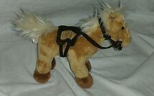 GUND Plush Posable Pony Horse HILTON 20149 brown #20