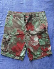 New listing Tom Tailor mens shorts size 32 Military style, cargo relaxed 100% cotton