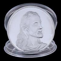 Jesus Last Supper Challenge Münze Xmas Souvenir Coin Collection NeujahrsgescWQ