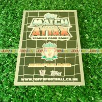 11/12 STAR PLAYERS & SIGNINGS CARD MATCH ATTAX 2011 2012