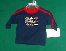 NEW CARTER'S  SHIRT INFANT BOYS 3 MO'S................TRUCKS AND CARS