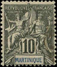 Martinique Scott #38 Mint No Gum