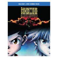 WARNER HOME VIDEO BR717214 HUNTER X HUNTER-THE LAST MISSION (BLU-RAY/DVD/COMB...