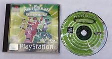 Power Rangers: Time Force (Sony PlayStation 1, 2001) - 4005209029933