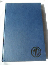 MG Y YB TC TD TF MAGNETTE ZA ZB MGA 1500 1600 TWIN CAM MIDGET MGB GT M.G. MANUAL