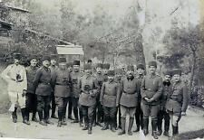 Ottoman Army Dardanelles General Djevat Bey 1915 World War 1, 7x5 Inch Photo 1