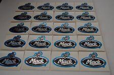 20 MACK ADVERTISING STICKER DECALS!!! MUST SEE!!!