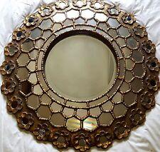 Miroir Sakura d'art style Vautrin