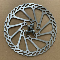 160mm MTB Mountain Bike Bicycle Cycling Mechanical Disc Brake Rotors 6 Bolts US
