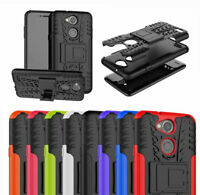 For LG X Power 3 2 Case Heavy Duty Armor Shockproof Kickstand Protective Cover