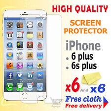 6 nueva película de Protección de pantalla de alta calidad de aluminio para iPhone 6 Plus o 6s Plus
