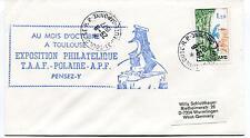 TAAF Terres Australes et Antartiques Fra. Marion Dufresne Polar Antarctic Cover